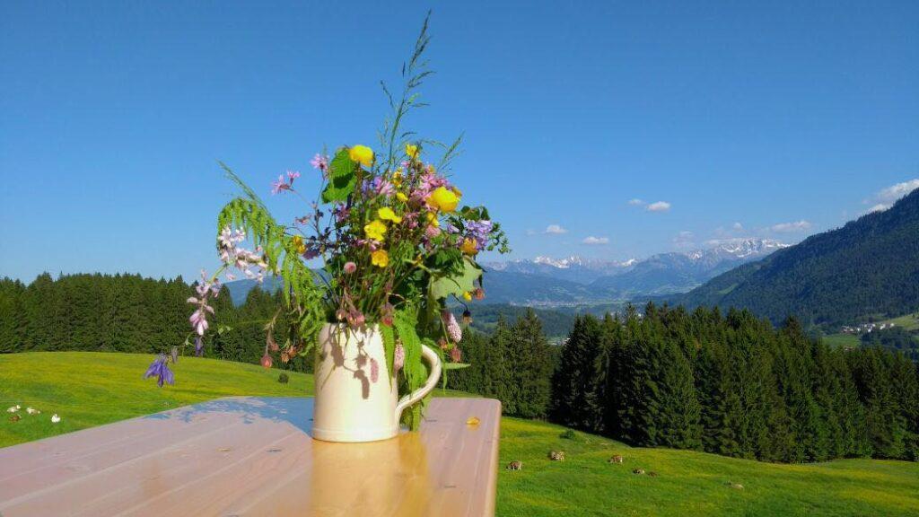 Blumentopf Allgäu
