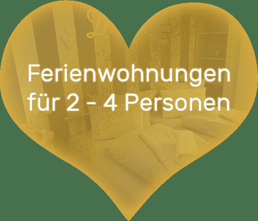 Ferienwohnung für 2-4 Personen